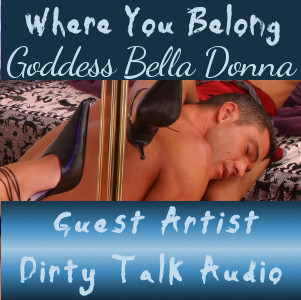 goddess bella donna erotic audio